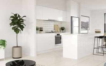 ứng dụng acrylic bóng gương vào nội thất