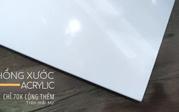 Cánh acrylic chống xước PMA 2019