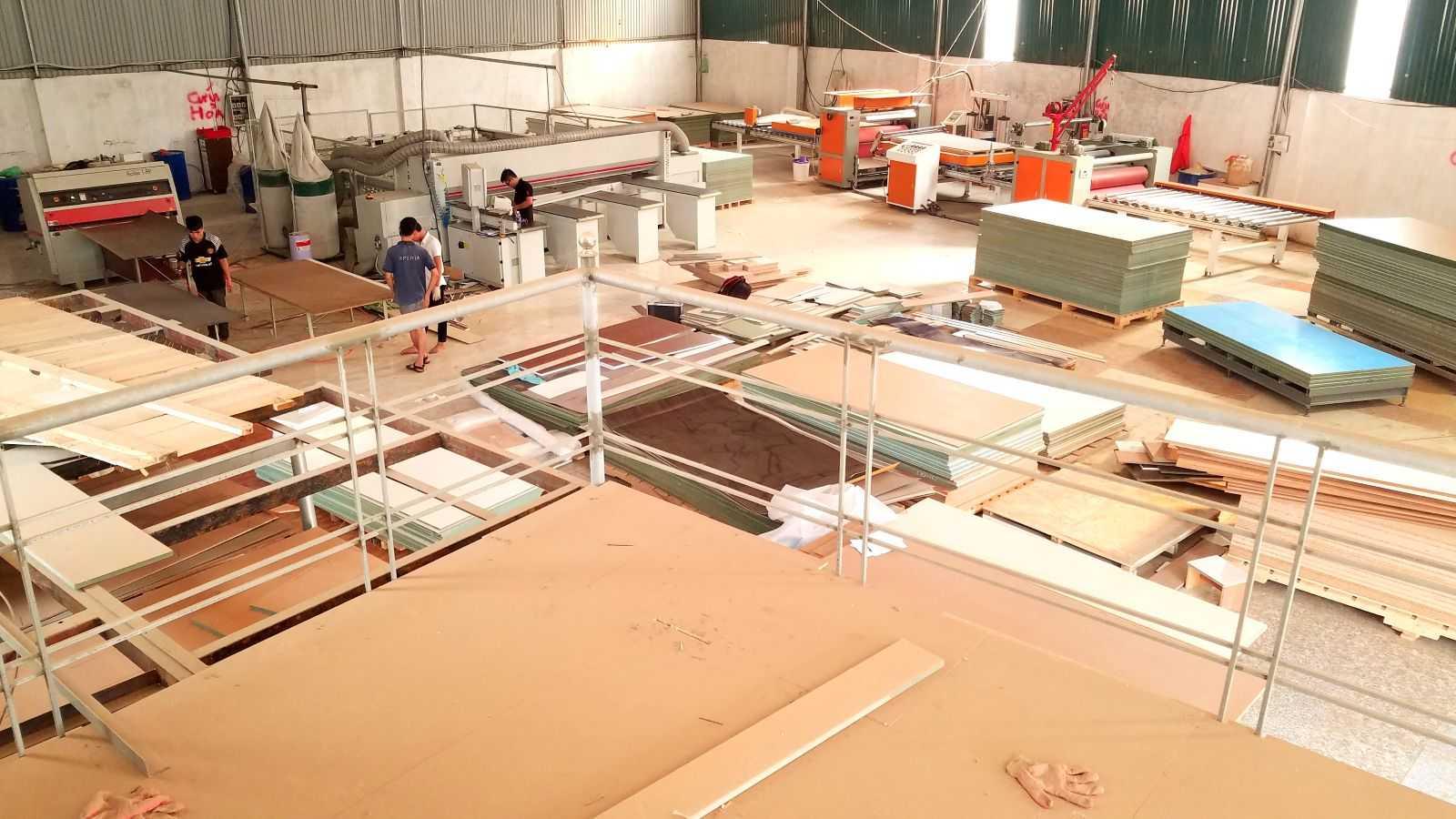 Nhà máy Pma sản xuất theo dây chuyền hiện đại nhằm mang đến sản phẩm chất lượng đáp ứng mọi yêu cầu của khách hàng