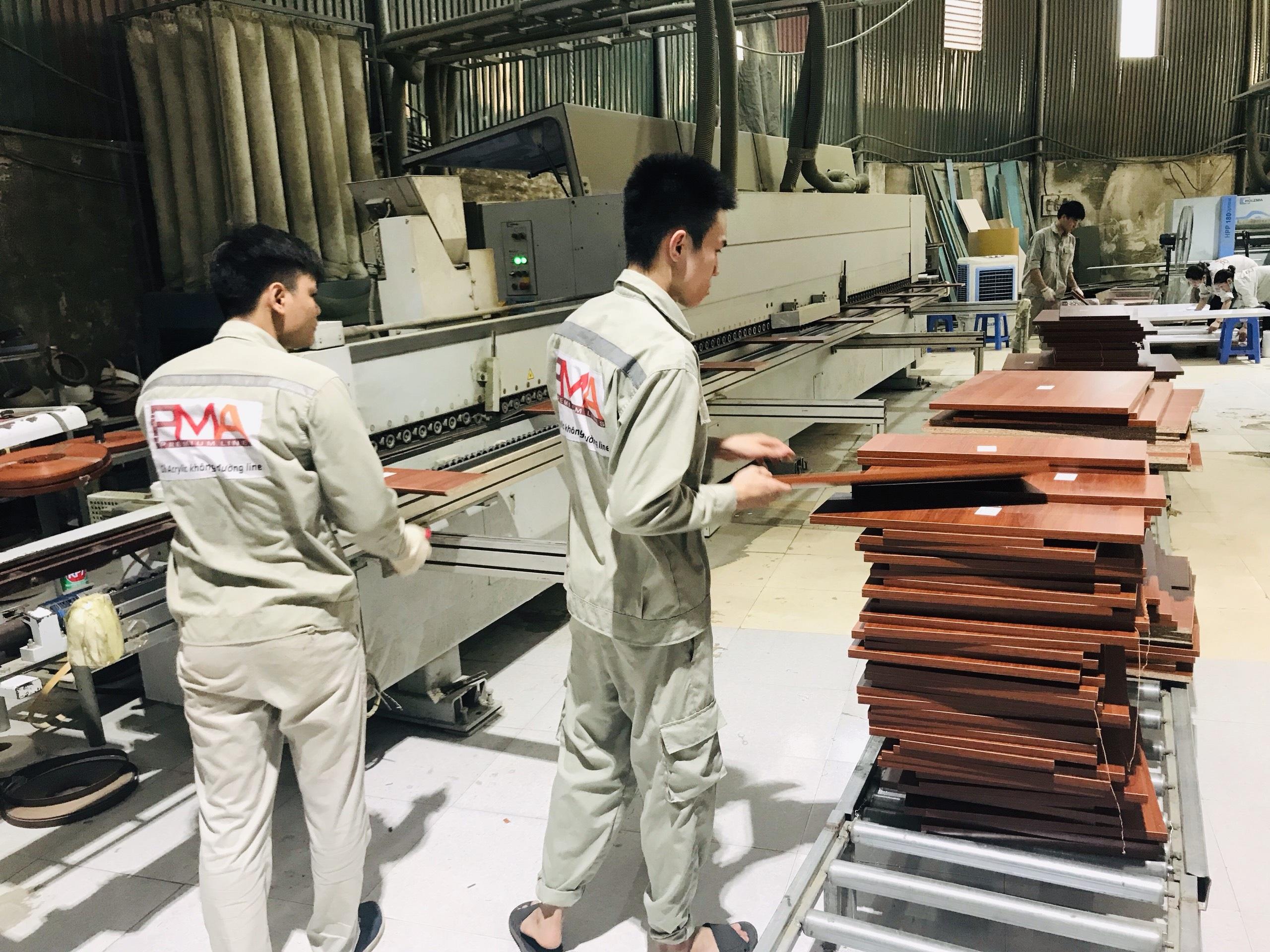 Nhà máy sản xuất Pma