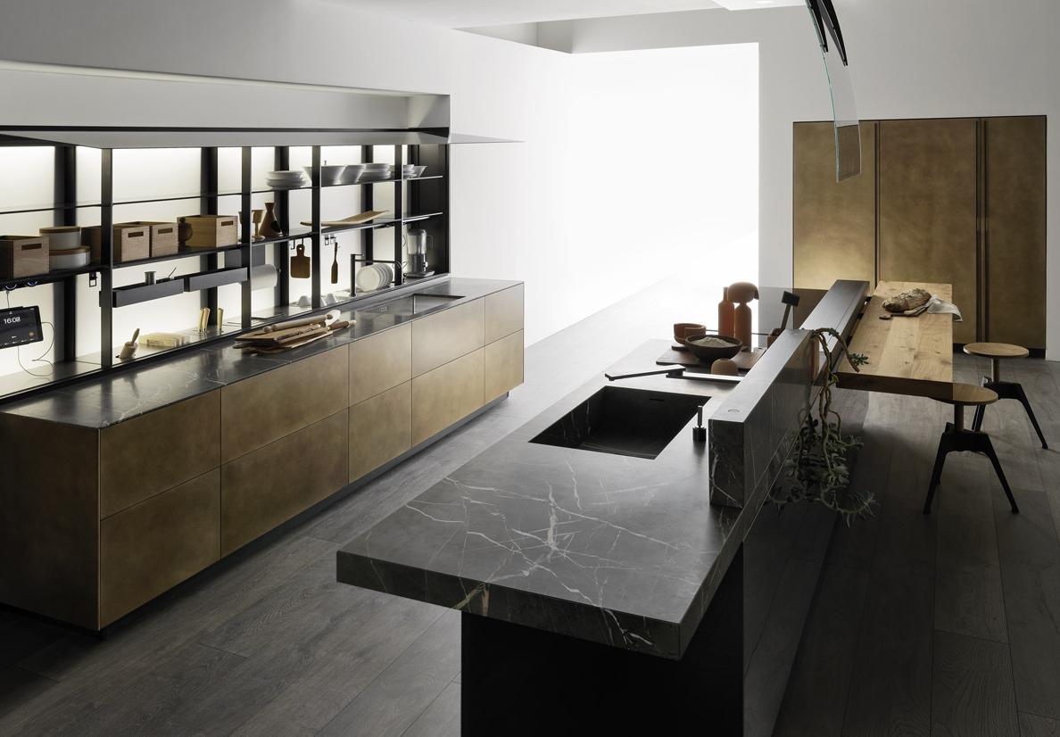 tủ bếp Acrylic cao cấp giá rẻ