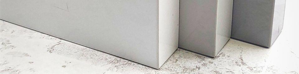 Công nghệ dán cạnh acrylic không đường line